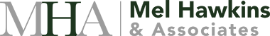Mel Hawkins and Associates Logo
